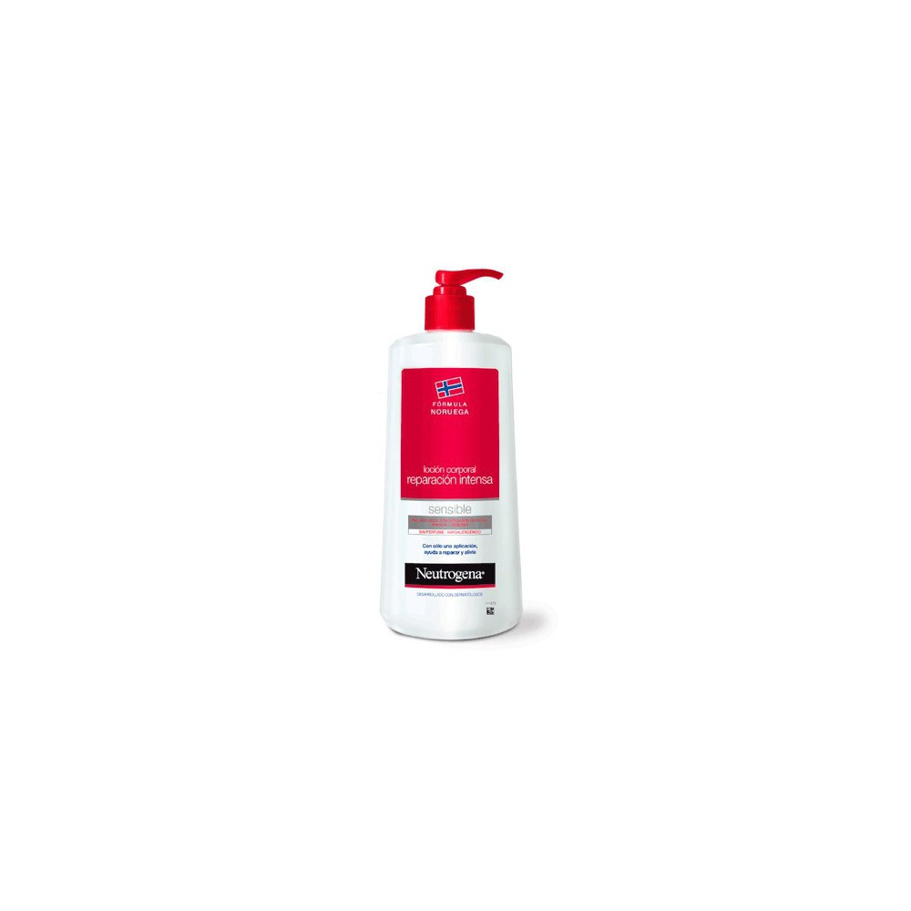 Neutrogena Loción Reparación Intensa Piel Sensble 750 ml.
