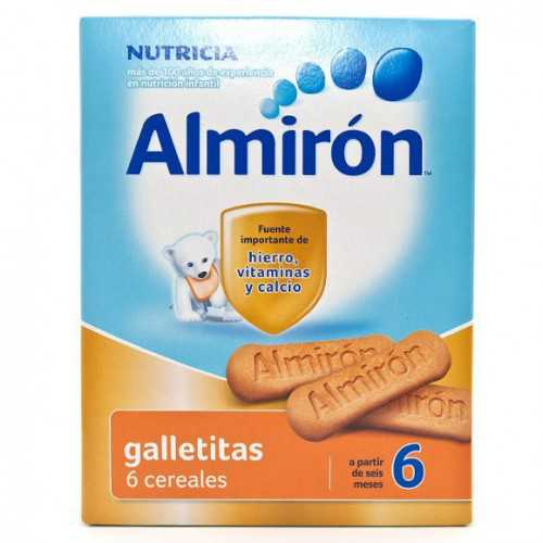 Almiron Advance Galletitas 6 Cereales 180 gr