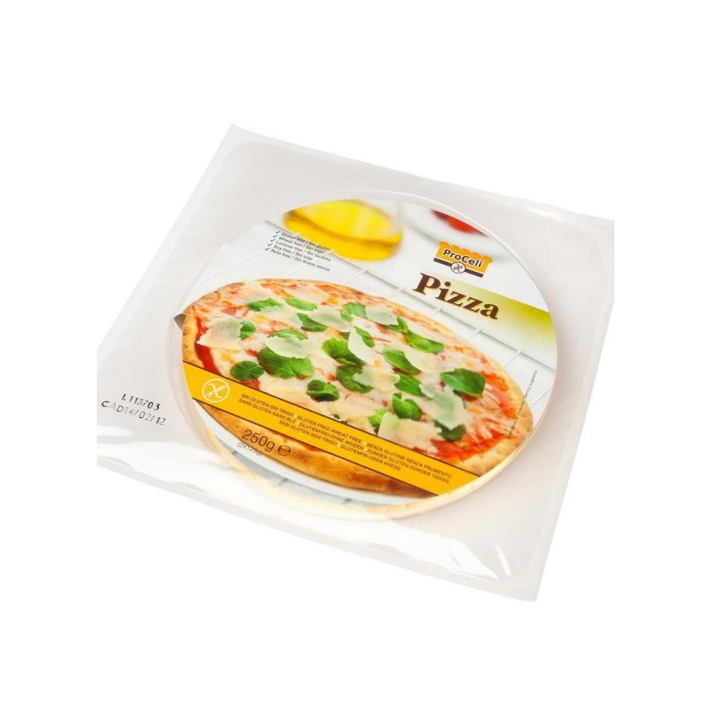 Proceli Pizza Base 3 Unidades