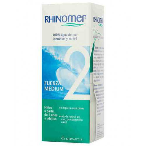 Rhinomer Fuerza 2 135 ml.