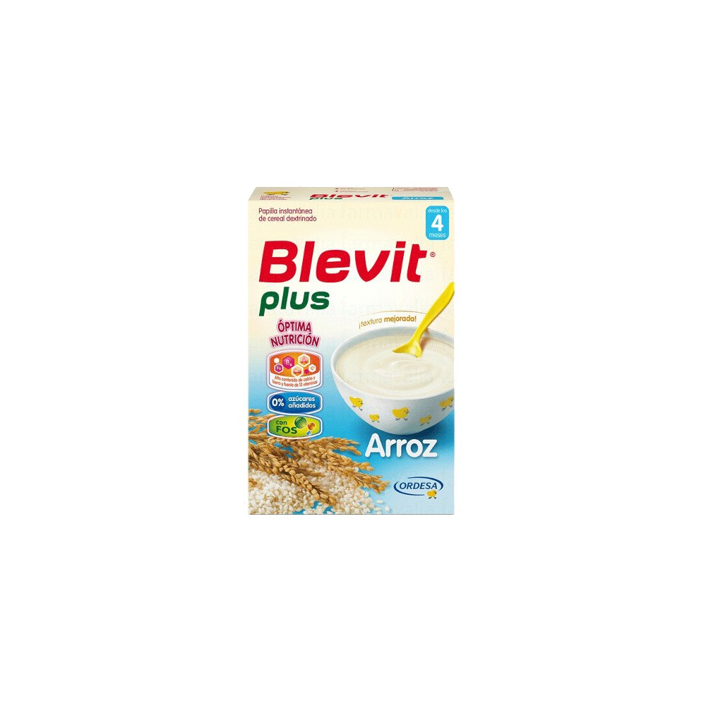 Blevit Plus Arroz