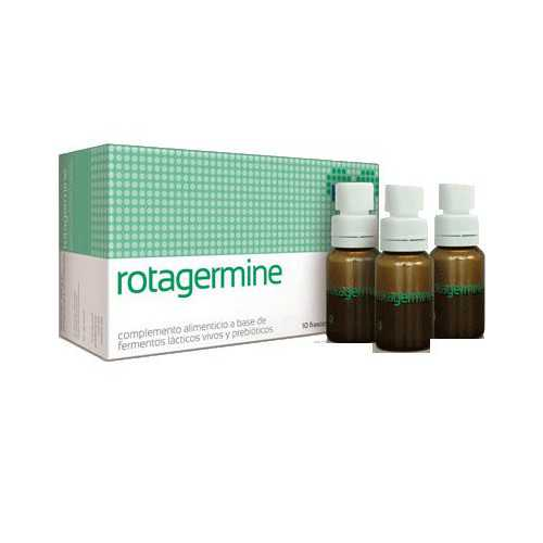 Rotagermine 10 Unidades