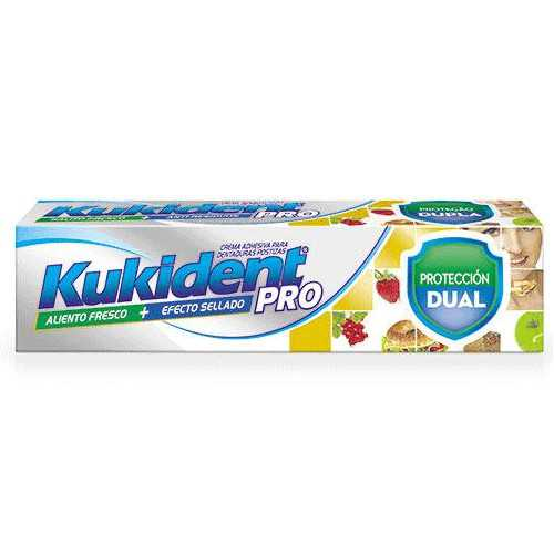 Kukident Pro Dual Protection 40 gr.