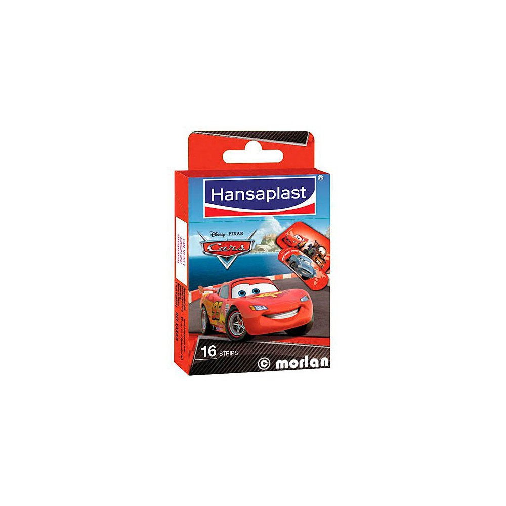 Hansaplast Junior Tiras Disney Cars