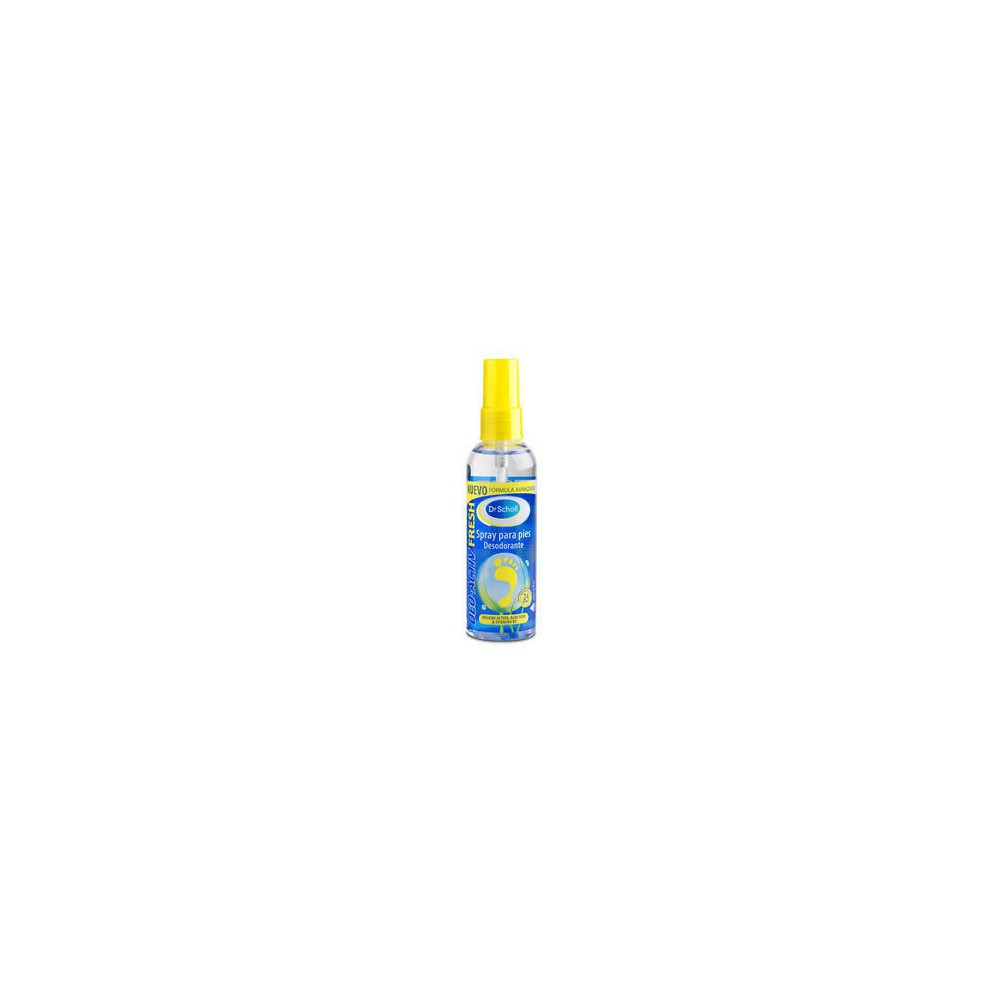 Scholl Fresh Step Desod Pies Spray 150 ml.