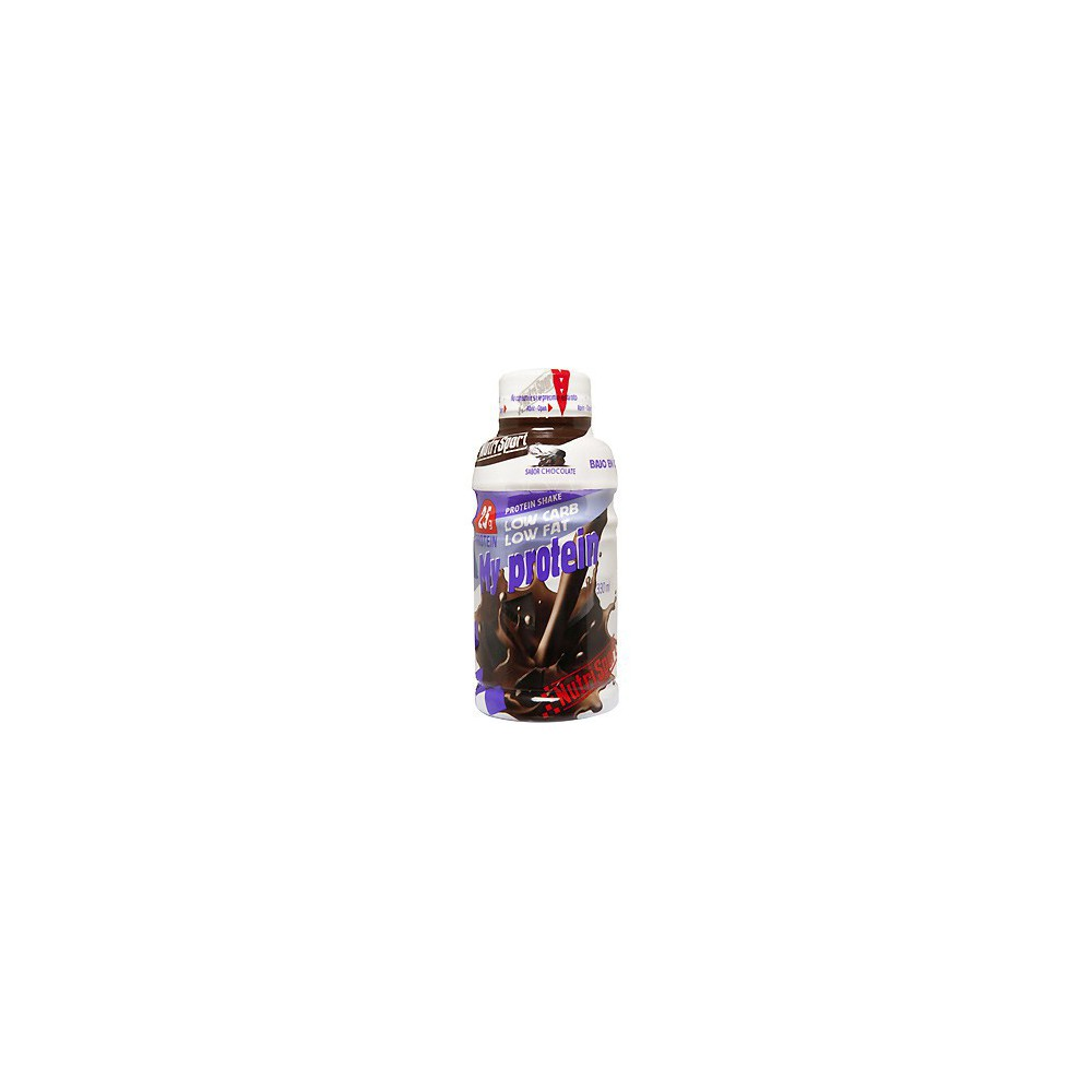 Nutrisport My Protein Chocolate 330 ml.