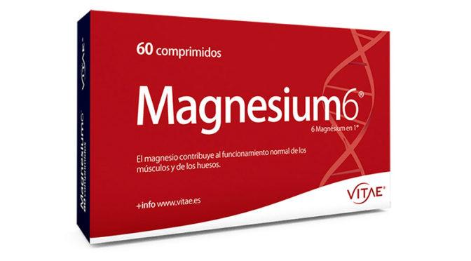 ¿Por qué el Magnesium 6 es el mejor magnesio que hay?